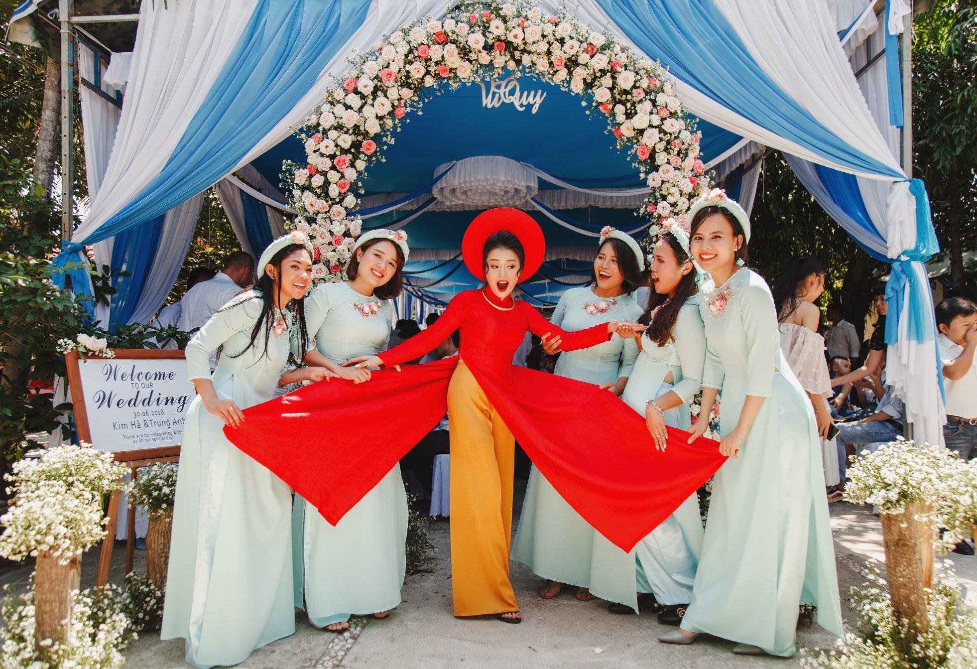 Những điều KHÔNG NÊN và NÊN làm trong đám cưới