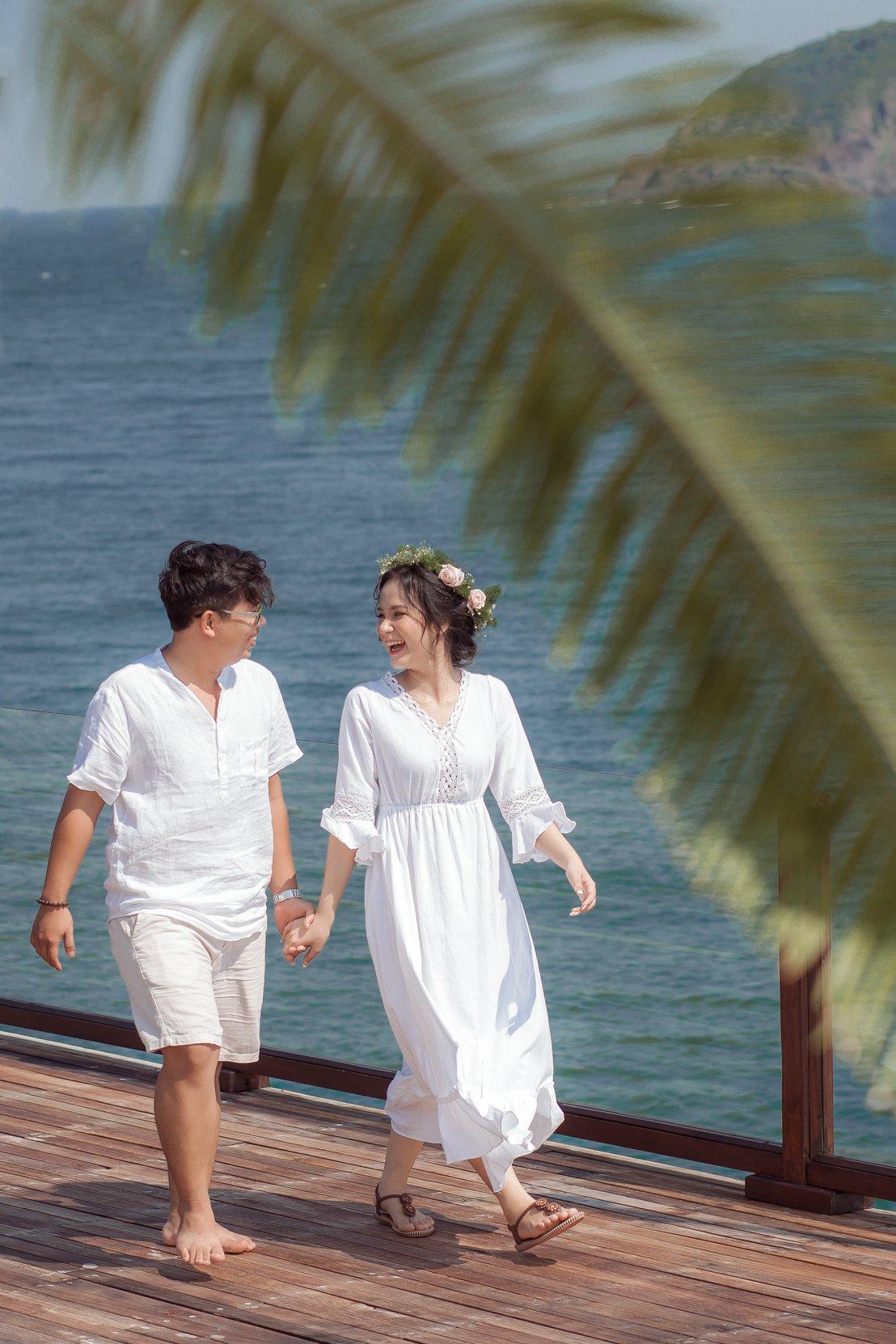 chụp ảnh cưới tại Nha Trang