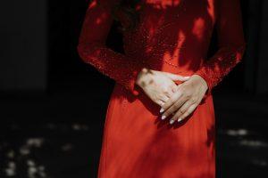 Xóa tan lo âu với 3 bí kíp chọn áo dài cưới