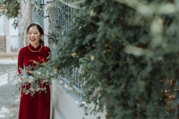 Những mẫu áo cưới đẹp đón đầu xu hướng 2020-2021