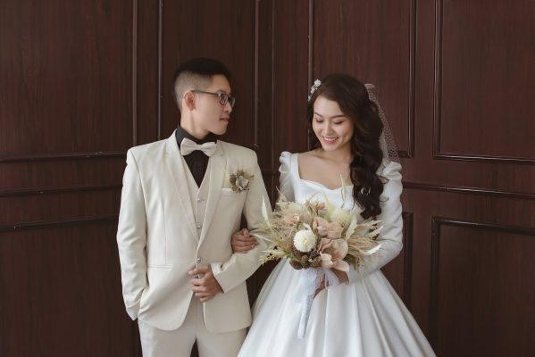 Chụp ảnh cưới trong phòng – xu hướng chiếm lĩnh mùa cưới tại Nha Trang