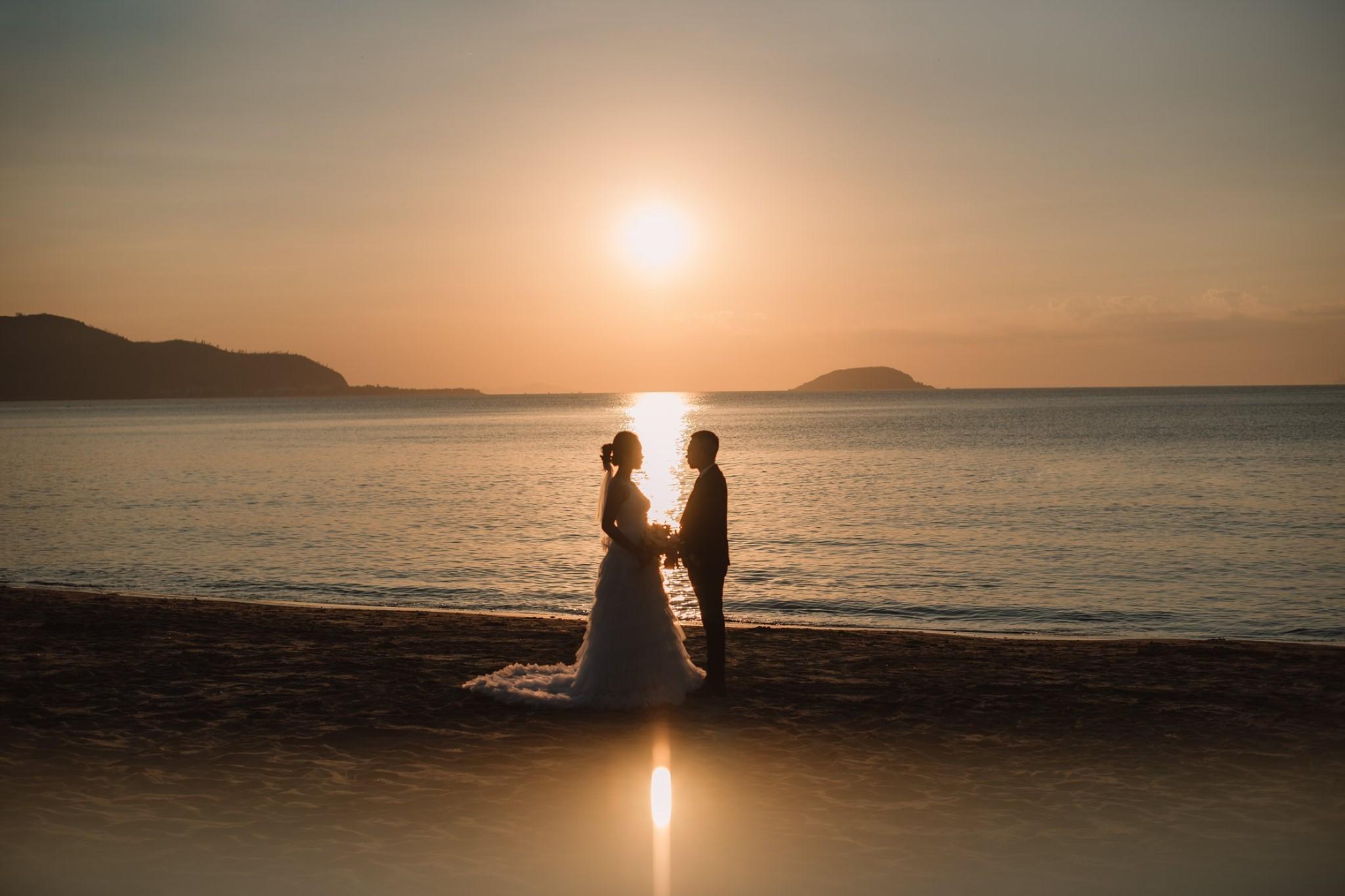 Chụp ảnh cưới Nha Trang tại Six Sense, Chụp ảnh cưới Nha Trang tại Six Sense