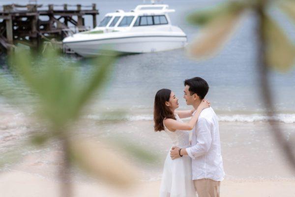4 Gợi ý khi Chụp ảnh cưới Nha Trang tại Amiana Resort