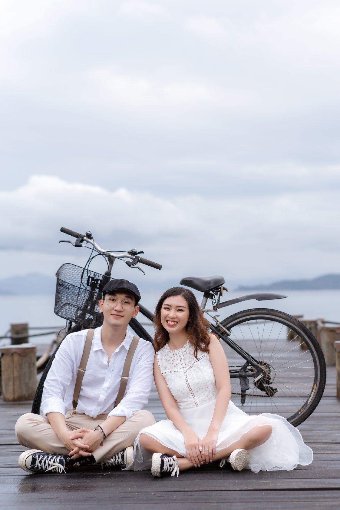 Chụp ảnh cưới Nha Trang tại Six Sense