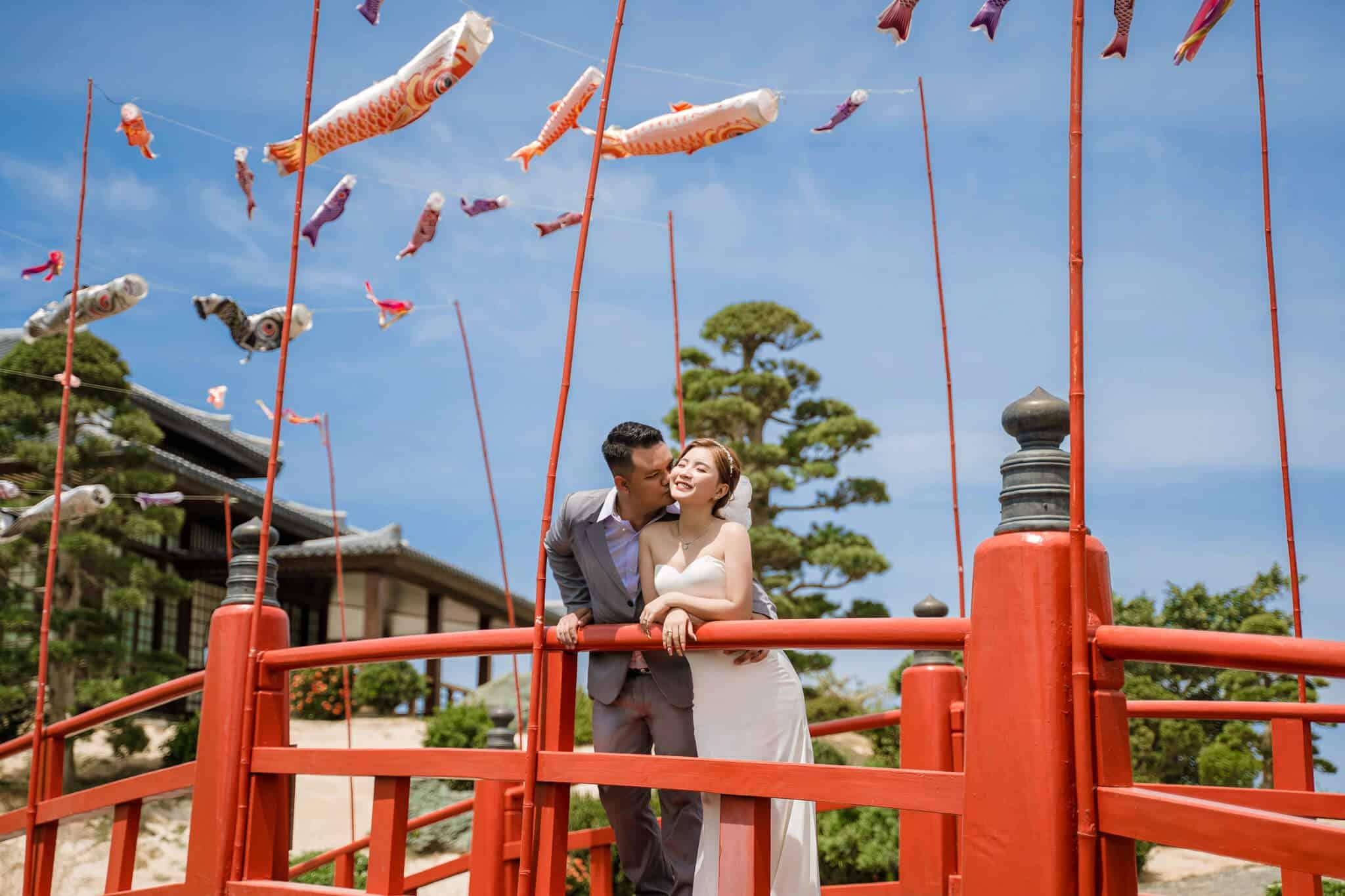Chụp ảnh cưới Vinpeal Nha Trang