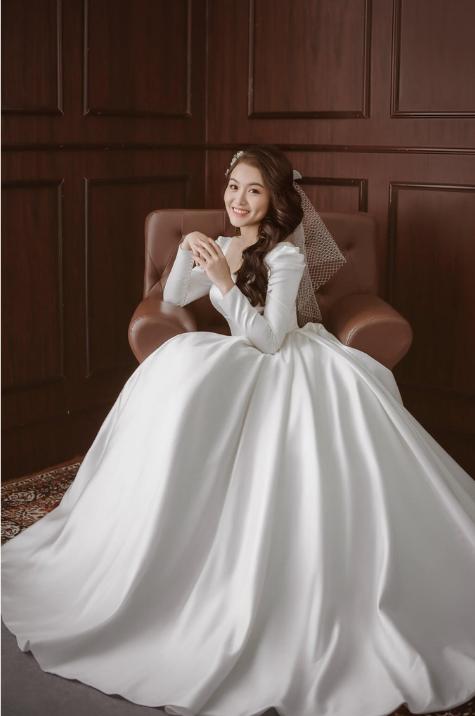 váy cưới xu hướng 2020-2021