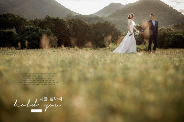 Chụp ảnh cưới Hàn Quốc xu hướng chụp ảnh cưới hot nhất hiện nay