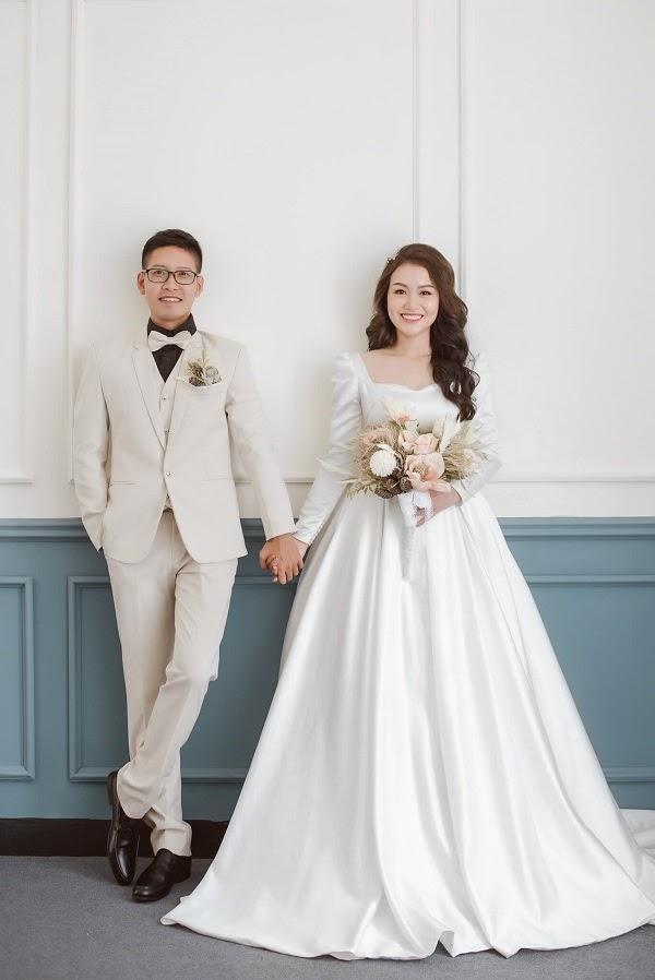 Chụp ảnh cưới studio đang là xu hướng mới