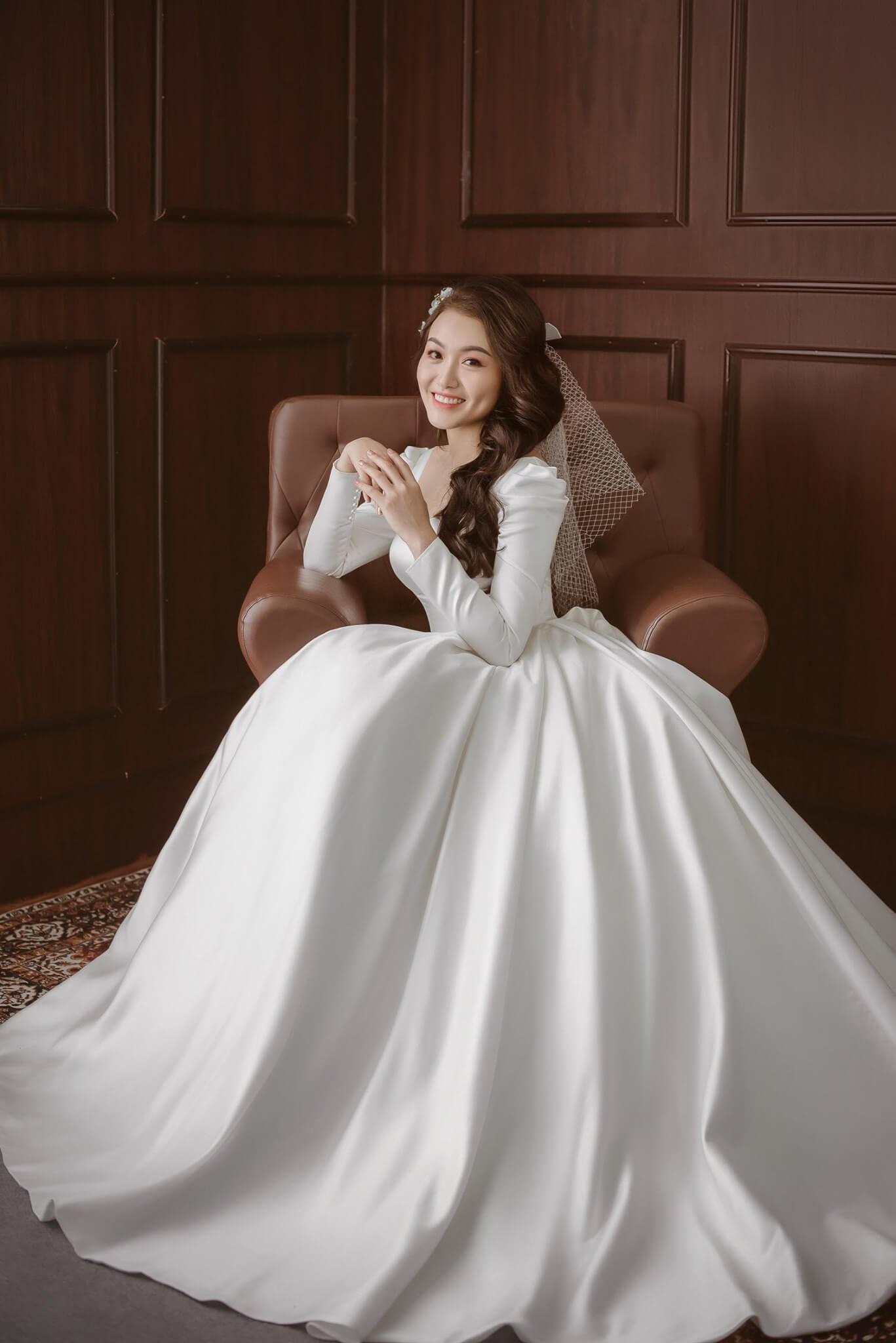 Mẫu váy cưới đẹp tại Nha Trang