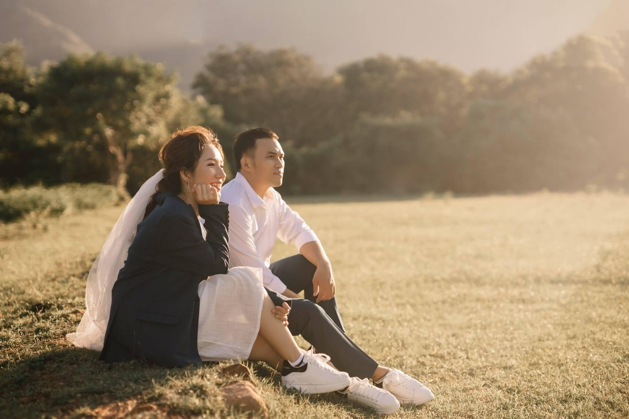 Cách tạo làm nên những bộ ảnh cưới nghệ thuật tại Nha Trang