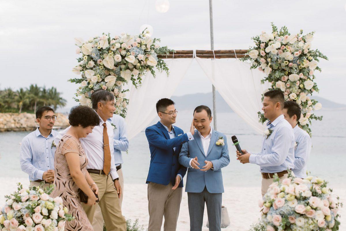 Những ý tưởng tổ chức tiệc cưới độc lạ dành cho các cặp đôi